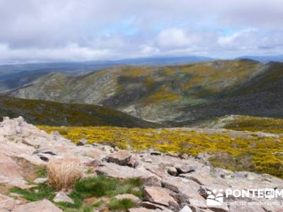 Parque Regional Sierra de Gredos - Laguna Grande de Gredos;grupo senderismo madrid;grupos de senderi